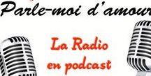 """Parle-moi d'amour logo/design / Les logos développer pour le blog """"parle-moi d'amour"""" d'Elise Simplon"""
