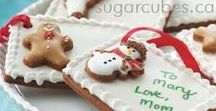 Christmas Cookies / Beautifully decorated Christmas Cookies