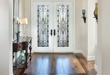 Wood Inlay Floors