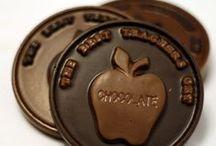 Teachers / Great teachers deserve great chocolate. Lesson learned.