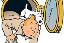 Tintin / My favourite cartoon since I was a little girl