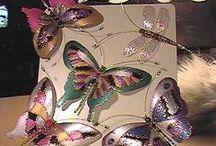 Z plastikowych butelek_motyle