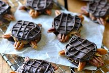 Turtles / Savor these slow moving treats