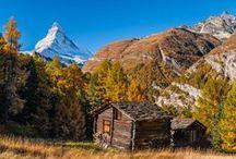 zermatt / vues de Zermatt