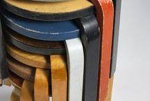 Seating / Midcentury Modern Easy Chair / Selected by www.20emesiecle.be