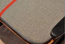 Textile Design / Interior Decoration by 20eme Siècle & Christine Hermans - Silencio : Past ... Present ... Live Different