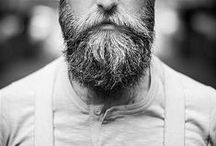 Bearded Wonderment ✖ / Beards with men on them & beard related things.