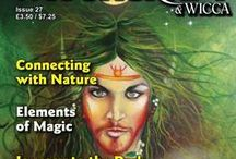 Witchcraft & Wicca Magazine / The issues available from the popular magazine, Witchcraft & Wicca produced by Children of Artemis