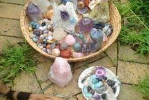 Crystals-Minerals