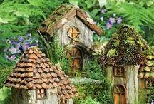 Fairy handmade objects - Creative inspiration