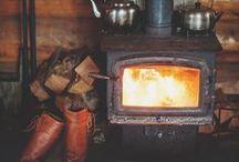 Fireplace-Cooker-Stove / Kandallók, tűzhelyek, kályhák