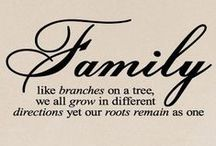 Family Tree / Have you ever wondered where your family comes from?  Have you ever wanted to know more about your grandmother, or about that mysterious looking great uncle in that old family photo?  Well do something about it!!!  you will NOT be disappointed..