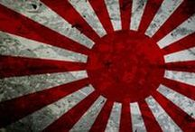 THE evil EMPIRE OF JAPAN / The Empire of Japan was the historical Japanese nation-state that existed from the Meiji Restoration in 1868 to the enactment of the 1947.Japan's rapid industrialisation and militarisation led to the establishment of a colonial empire. Economic and political turmoil in the 1920s led to the rise of militarism, and the conquest of a large part of the Asia-Pacific region. in 1942, the Empire was one of the largest maritime empires in history.