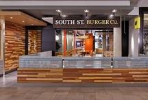 South St. Burger Co. - LEED Certified Bayview Village Restaurant Design