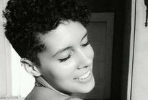Short Hairstyles for Black Women / by Short Haircuts
