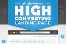 Landing Page Design / A collection of landing page resources.