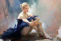 Dancers / Ryszard Kalamarz