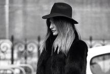 Black look style