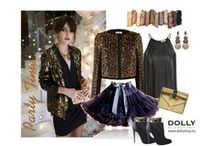 Outfit with Dolly by le Petit Tom