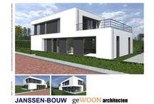 3D Modellen / Om een inzicht te geven in diversiteit aan type woningen presenteren wij hier onze 3D modellen.