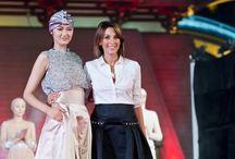 Giada Curti - Xi'An ( Cina ) Fashion Week - défilé - 5 settembre 2014 / During the fashion week in Xi'An Giada Curti has presented hers last two collections, the Portofino Collection Spring/Summer 2014 and Shukran Collection Fall/Winter 2014-15.