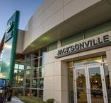 Our Dealership / Photos of our Jaguar and Land Rover dealership located in Jacksonville, Florida.