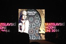 "GIADA CURTI - Bratislava Fashion Week 2014 - October 15, 2014 / Giada Curti shows her latest collection ""Shukran"" F / W.2014-15 - honor guest to Bratislava Fashion Week 2014 october 15 - BMD2014"
