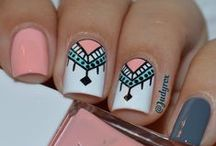 ƸӜƷ Nails ƸӜƷ / Nails styles, patterns which I like.