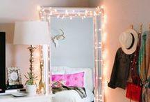 Decorando Quarto para Garotas / Ideias e decorações para um quarto fofo e feminino. Para menininhas pequenas e grandes, rs