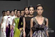 GIADA CURTI -  - Mercedes Benz Fashion Week China 2016 Pechino - I Supermodel fashion show october 27, 2015 / GIADA CURTI - Mercedes Benz Fashion Week China 2016 Pechino - I Spermodel défilé october 27,2015