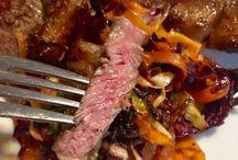 Fleischrezepte von Foodies / Fleischeslust
