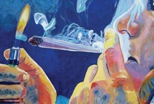 420 Shots and Art / Stoner Art Marijuana Photos Cannabis Photography