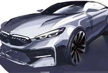 Design sketch / Transportation design sketches