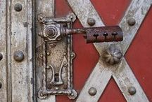 old ironwork
