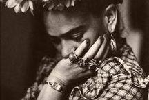 Frida / by Barb Martin