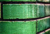 Go Green / Alles dat groen, mooi en inspirerend is.