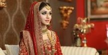 Wedding Bells East / #Weddings #Pakistani #Formal #Special Occasions #Bridal Couture