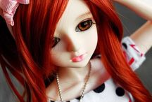 ball jointed dolls (bjd) / .