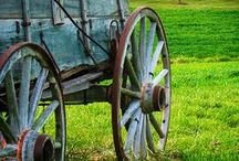 Farm Life of Yesteryear