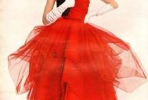 Vintage Reds / Vintage fashion