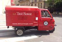 #LeTrucRouge / Le Truc Rouge se balade partout !