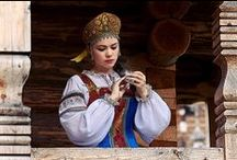 Russia/traditional costume