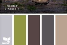 Fall/Winter '14- Inspiration / Pistachio & Slate-  Moments of delight, colors of joy