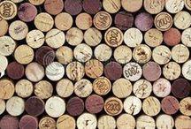 Une histoire de bouchons... / Inspirations, que faire avec ses bouchons de bouteilles de vin ?