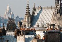 Paris sera toujours Paris / La capitale parisienne est le lieu où évolue #LeTrucRouge...