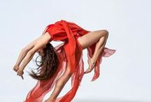 Dance images -form and flow / Image which captures precious  movement in action