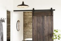 Barn Doors, Sliding Doors