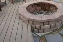 Fireplaces, Firepits