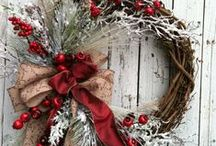 Wreaths, Swags and Door Decor