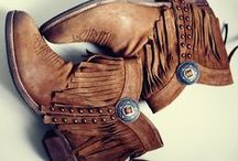 Boots, Belts and Bags / My everyday and anywhere Country Style.